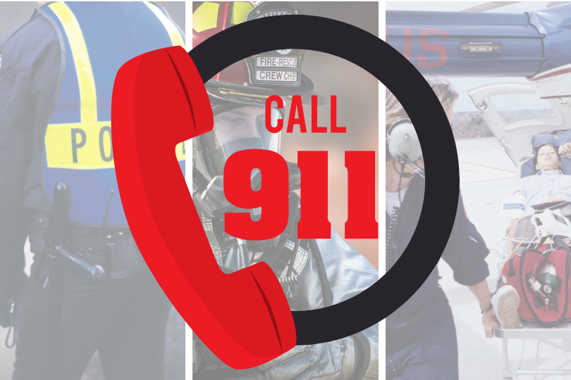 9-1-1's Role in a Mass Casualty Incident