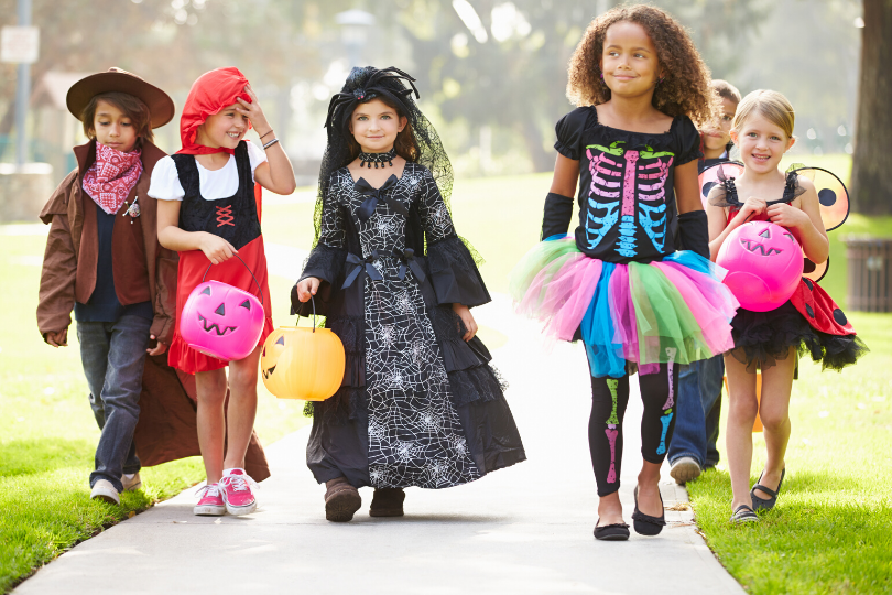 Our Top Four Halloween Safety Tips