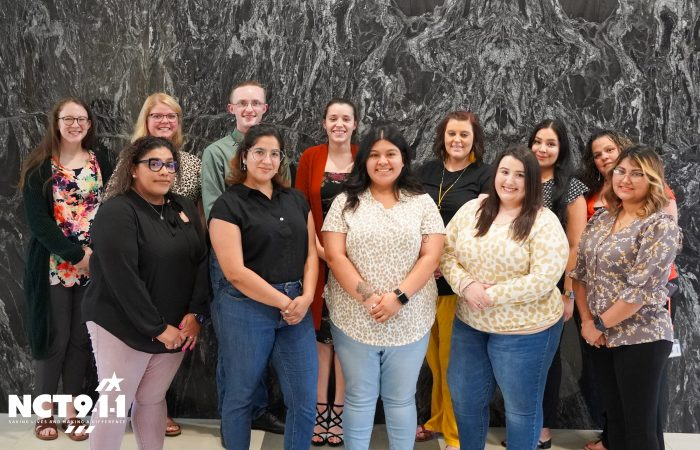 The Only 9-1-1 Academy in Texas Will Graduate 13 New Telecommunicators During North Texas 9-1-1 Staffing Shortages
